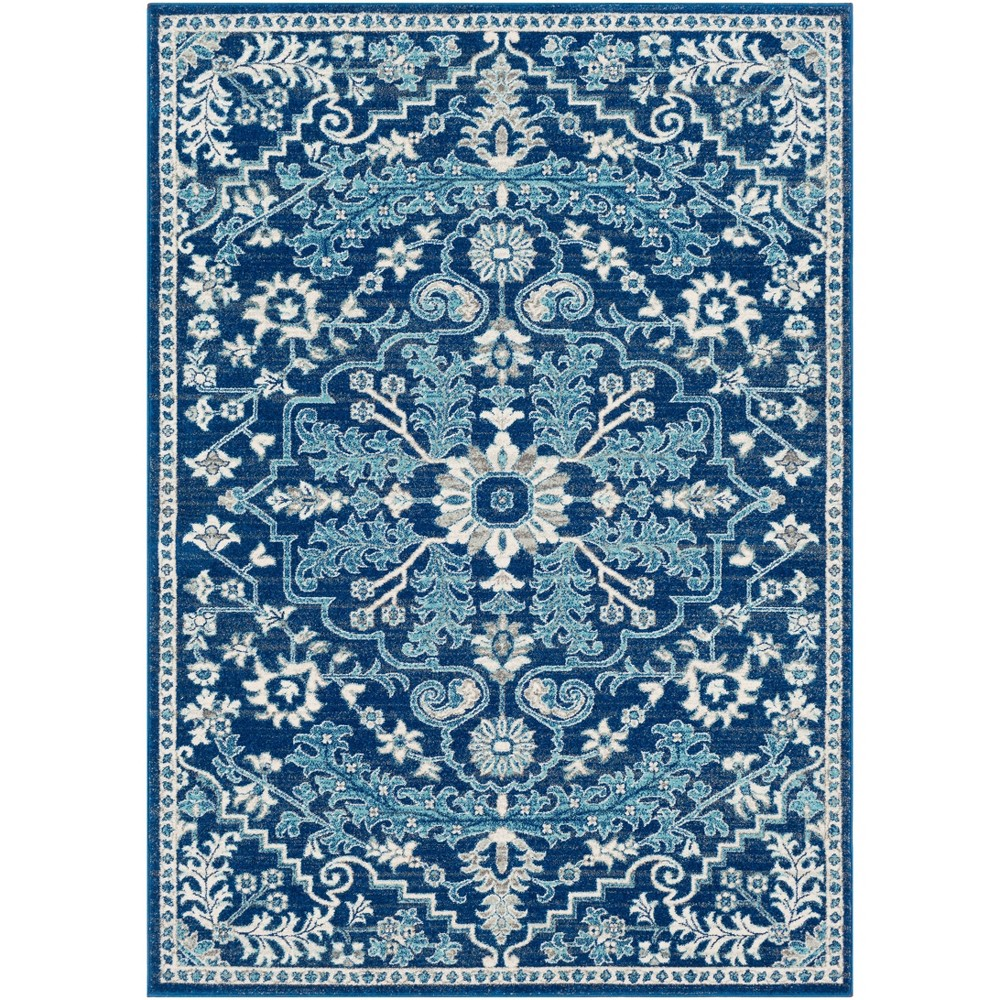 9 39 X12 39 6 34 Abby Traditional Rugs Teal Dark Blue Artistic Weavers
