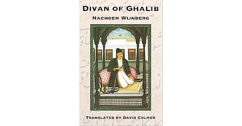 Divan of Ghalib (Translation) (Paperback) (Nachoem M. Wijnberg) - image 1 of 1