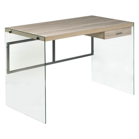 Fantastic Modern Floating Desk Onespace Gmtry Best Dining Table And Chair Ideas Images Gmtryco
