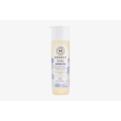 The Honest Company Shampoo & Body Wash Lavender 10oz