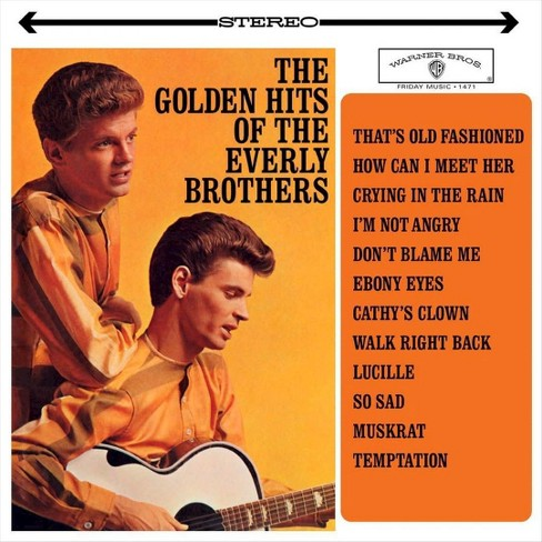 Everly brothers - Golden hits of the everly brothers (Vinyl) - image 1 of 1