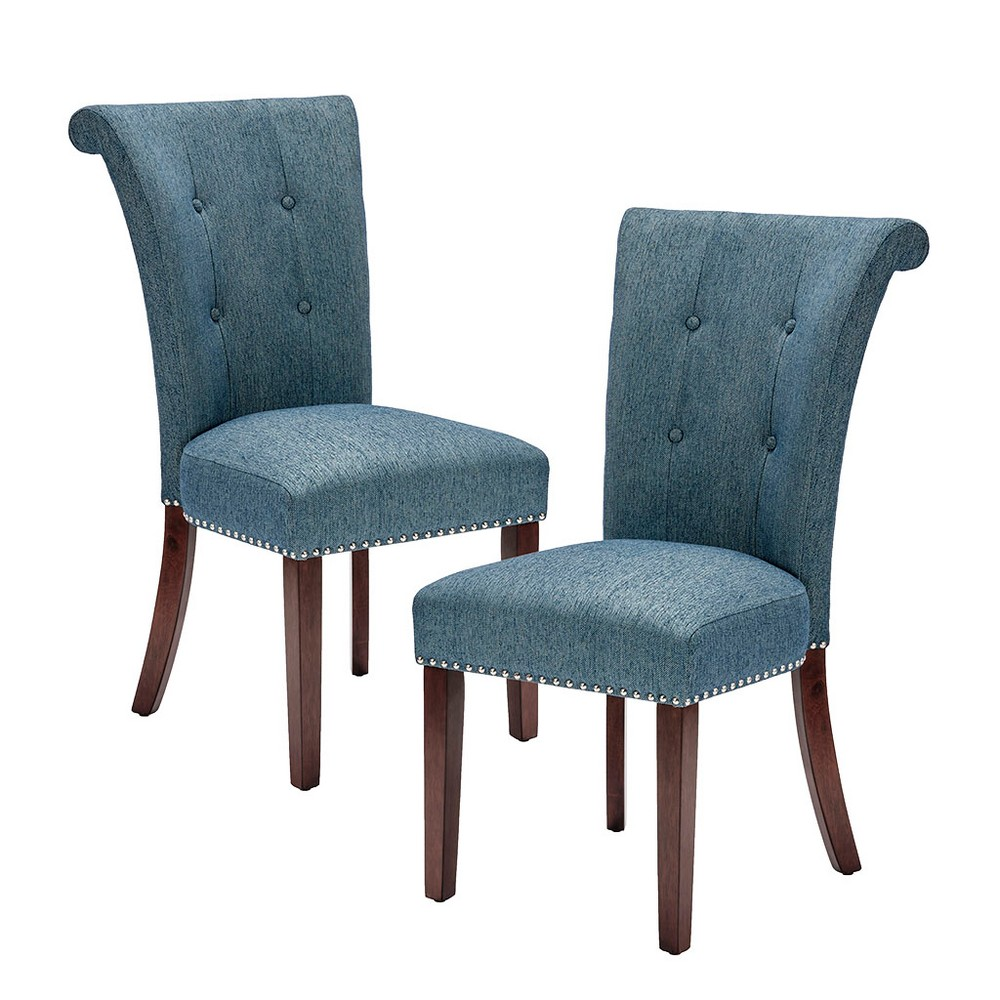 Lorsted Dining Chair - Blue (Set of 2)