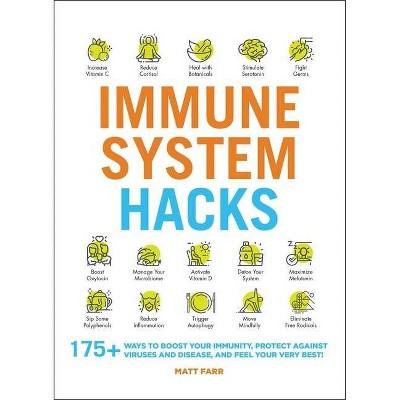 Immune System Hacks - by Matt Farr (Paperback)