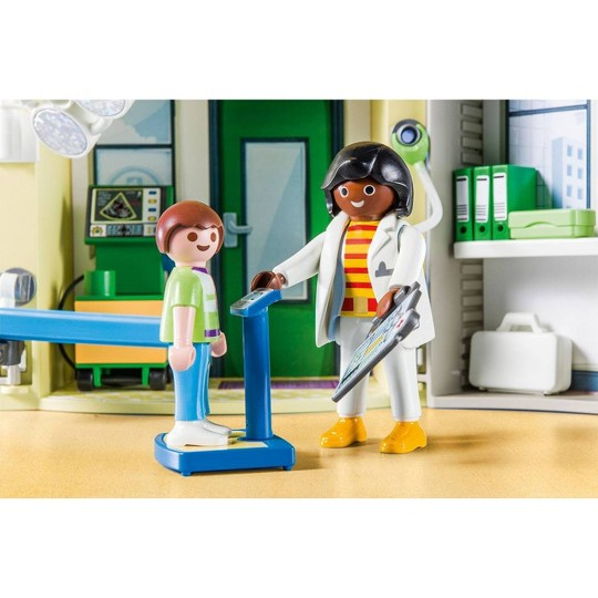 Playmobil Hospital Play Box image number null