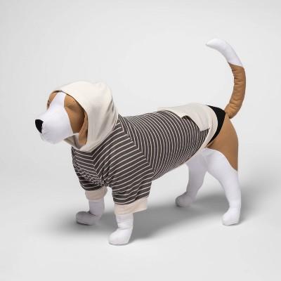 Stripe Lightweight Dog Hoodie - Boots & Barkley™