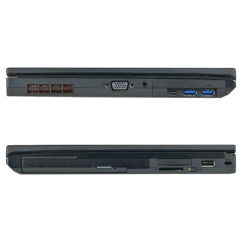 Lenovo T430 Pre-Owned/Certified Laptop Core i5-3320M 2 6GHz/8GB Ram/320GB  HDD/DVD/14/Windows 10 Pro (64Bit) - Matte Black (TT5-0030)