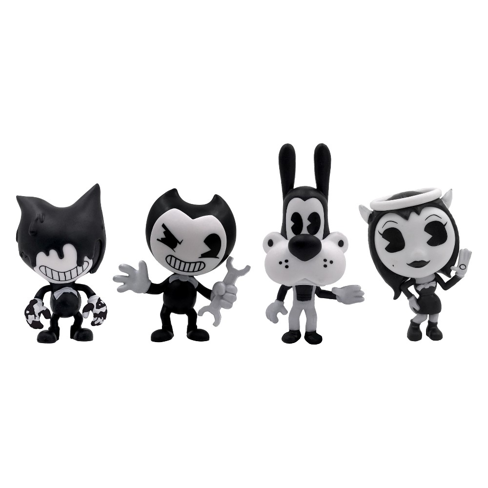 Image of Bendy And The Ink Machine Collectible Figure Pack