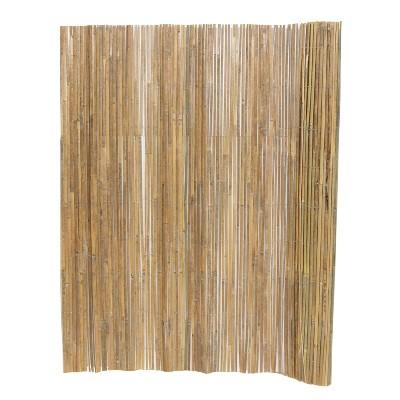 4' x 8' Bamboo Garden Fencing Natural - Gardenpath