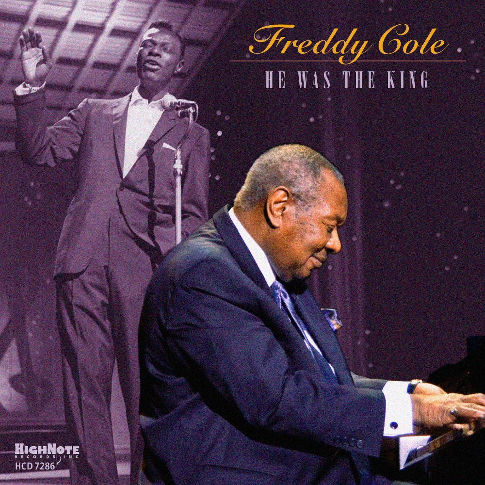 Freddy Cole - He Was The King (CD)