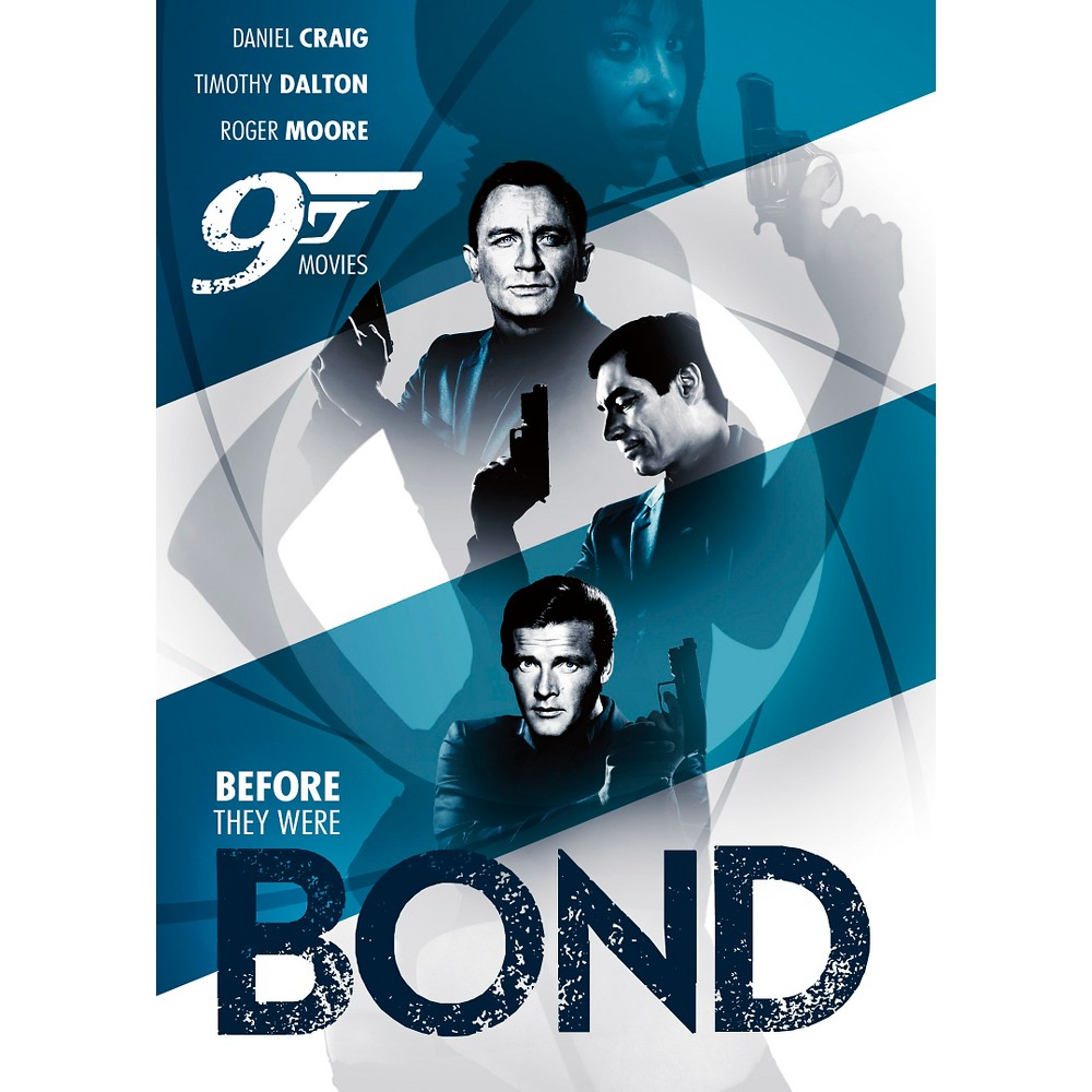 Before They Were Bond: 9 Movies [2 Discs]