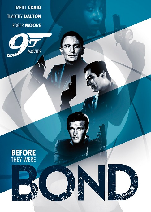 Before They Were Bond: 9 Movies [2 Discs] - image 1 of 1