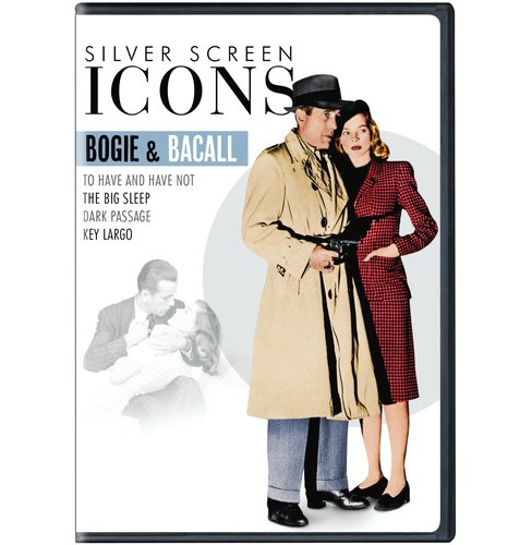 Silver Screen Icons:Legends Bogie & B (DVD) - image 1 of 1
