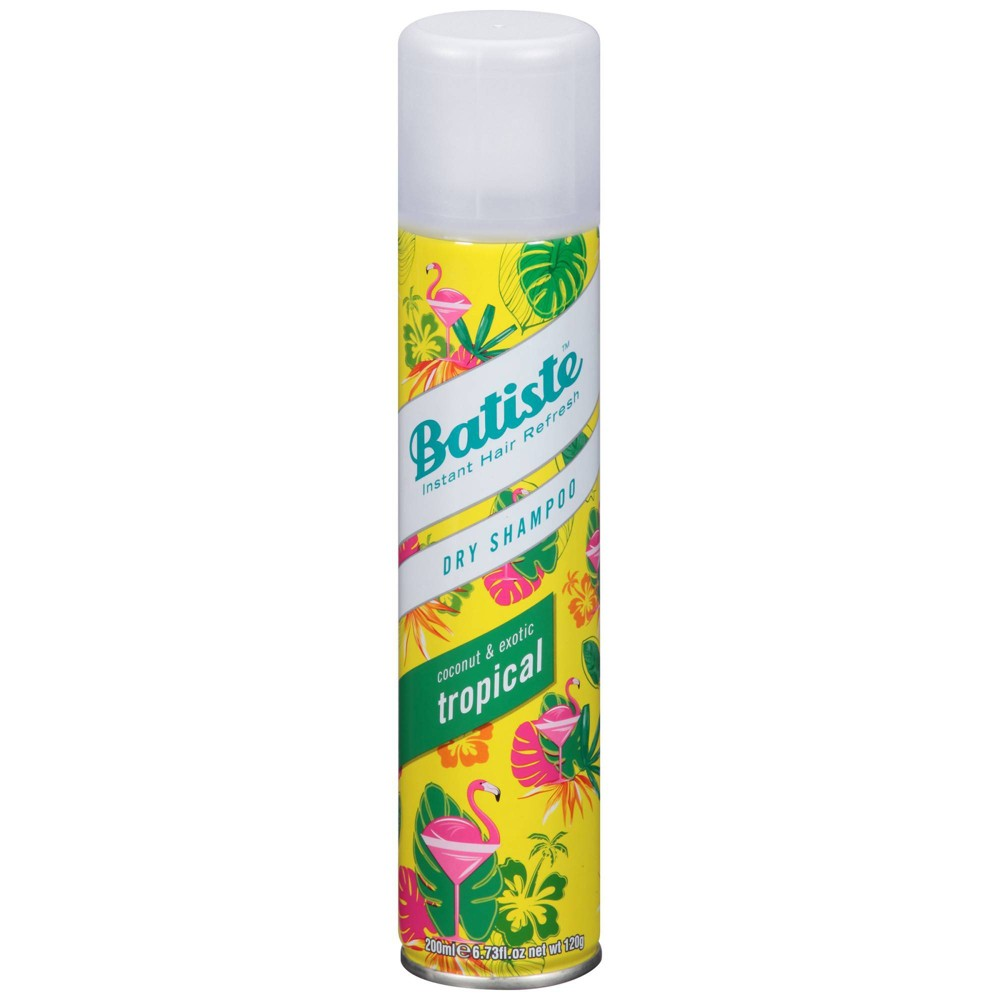 Image of Batiste Coconut & Exotic Tropical Dry Shampoo - 6.73 fl oz