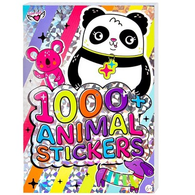 Fashion Angels Fashion Angels 1000+ Animal Stickers