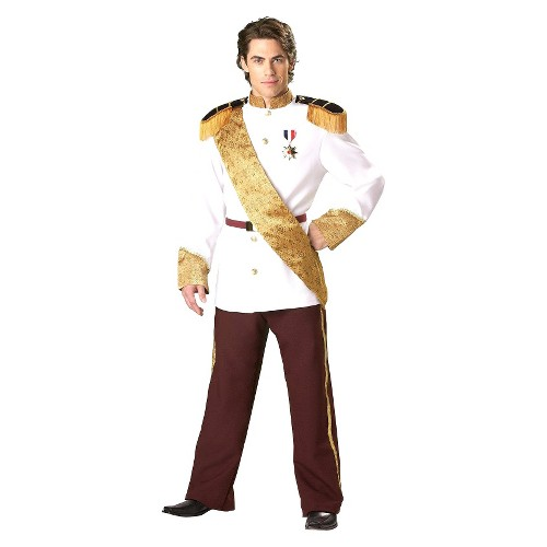 Prince Charming Elite Adult - XL, Men's