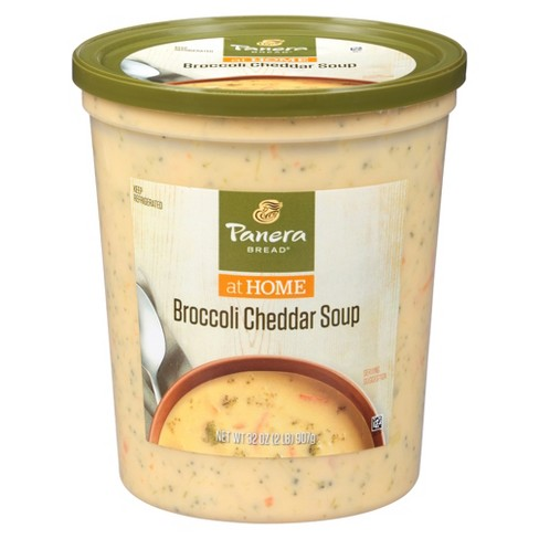 Panera Bread Soups Broccoli Cheddar Soup - 32oz - image 1 of 3
