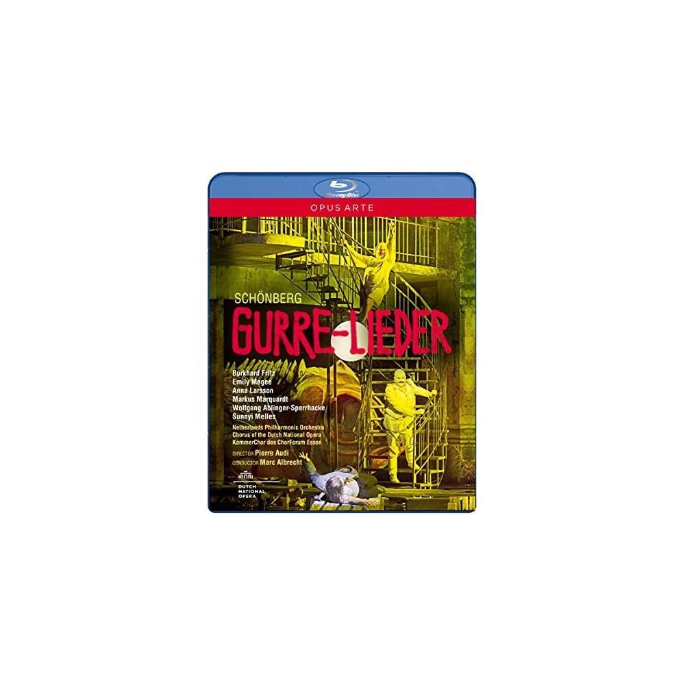 Schoenberg:Gurre Lieder (Blu-ray)