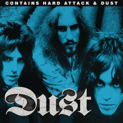 Dust - Dust/Hard Attack (CD) - image 1 of 1
