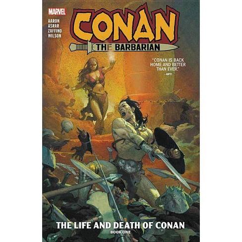 Conan the Barbarian Vol. 1 - (Paperback) - image 1 of 1