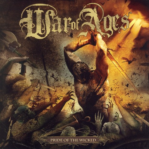 War of ages - Pride of the wicked (Vinyl) - image 1 of 1