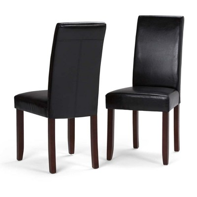 Set of 2 Normandy Parson Dining Chairs - WyndenHall