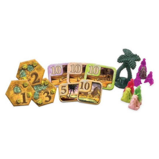 Fantasy Flight Games Through the Desert Board Game image number null