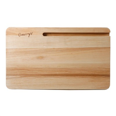 Cravings by Chrissy Teigen Ashwood Cutting Board