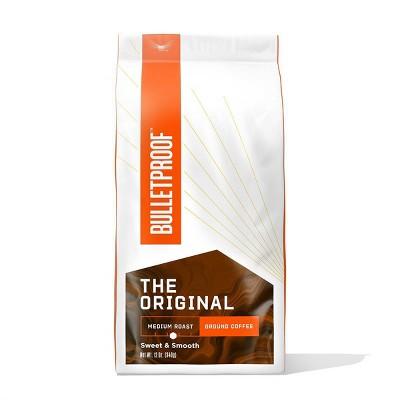 Bulletproof Original Medium Roast Ground Coffee -12oz