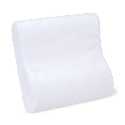 Memory Foam Bath Pillow True White - Threshold™