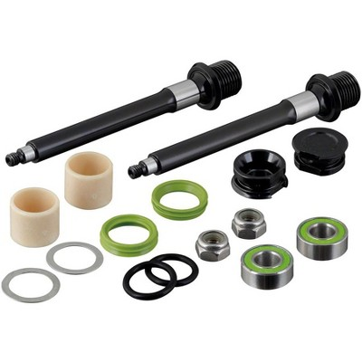 Spank Pedal Axle Rebuild Kit Pedal Small Part