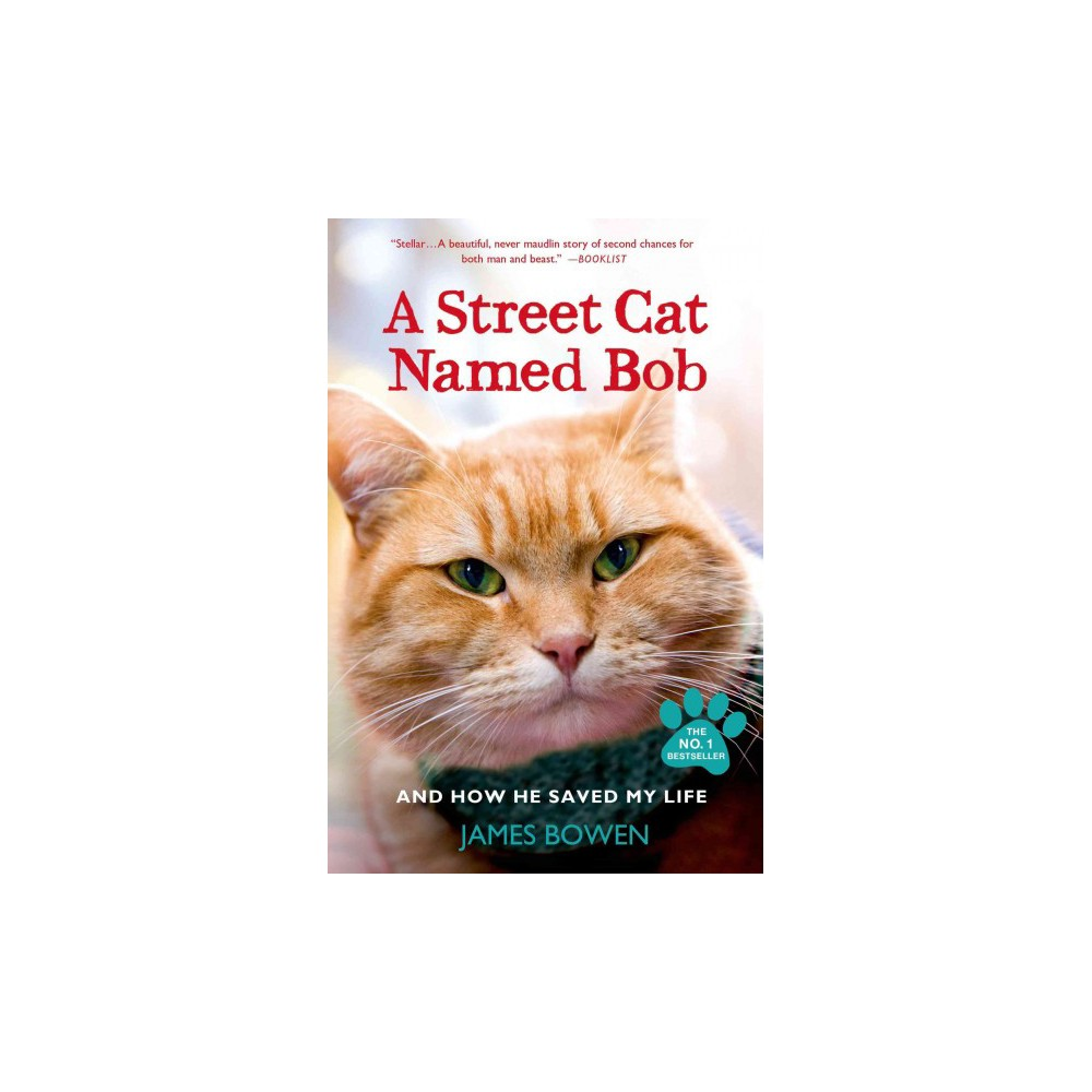 Street Cat Named Bob : And How He Saved My Life (Paperback) (James Bowen)
