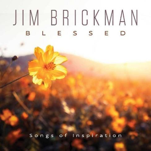 Jim Brickman - Blessed (CD) - image 1 of 1
