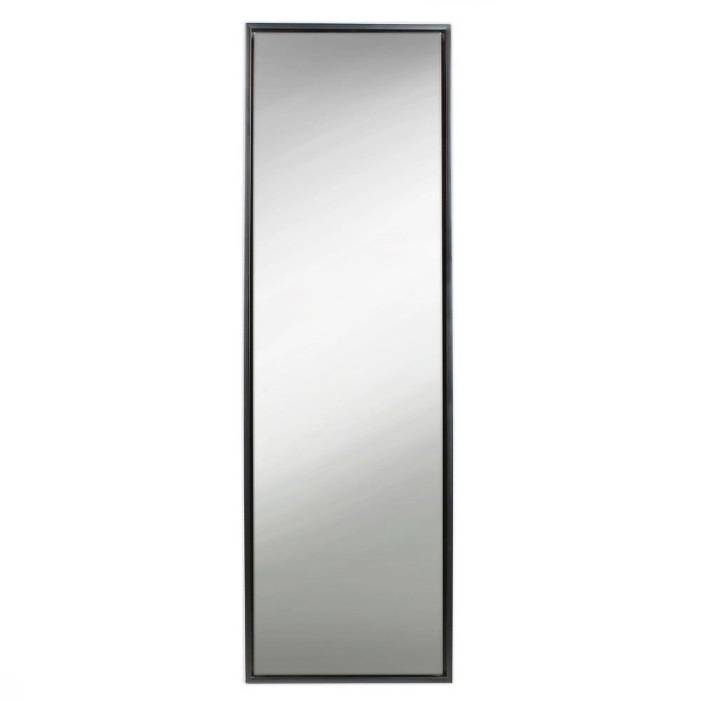 Image of Evans Leaner Decorative Wall Mirror 18x58 - Kate & Laurel