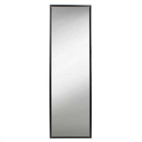 Evans Leaner Decorative Wall Mirror 18x58 - Kate & Laurel - image 1 of 5
