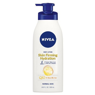 Body Lotions: Nivea Skin Firming Hydration Lotion