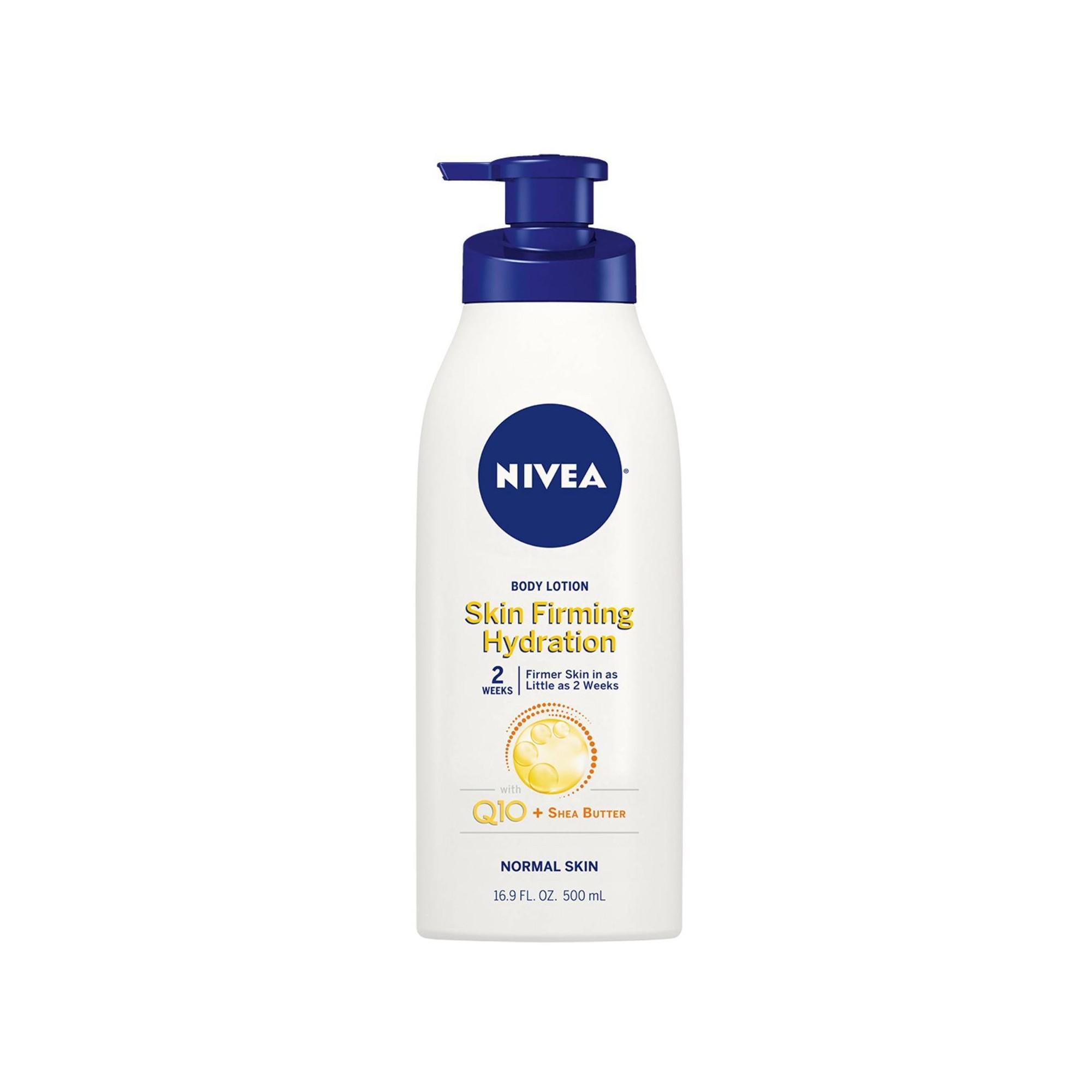 NIVEA Skin Firming Hydration Body Lotion - 16.9oz