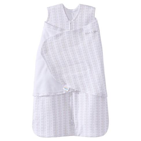 HALO SleepSack 100% Cotton Swaddle Wrap - Twine Print - Newborn - image 1 of 3
