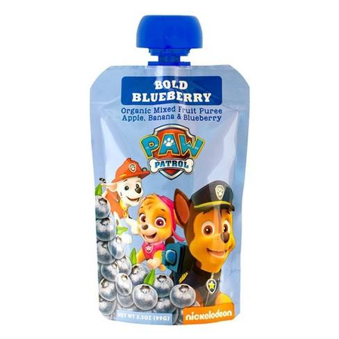PAW Patrol Bold Blueberry Organic Blended Fruit Snack - 3.5oz - image 1 of 2