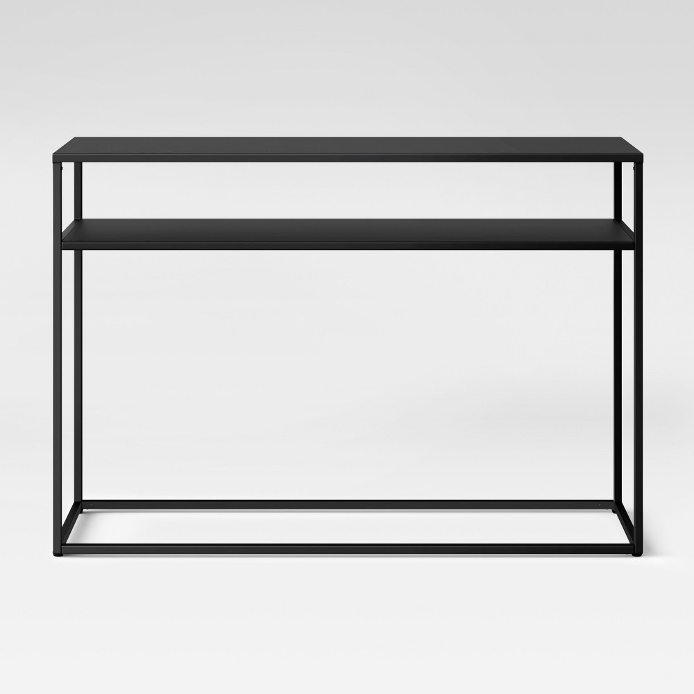 Image of Glasgow Metal Console Table Black - Project 62