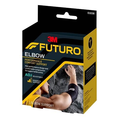 567b7df83c FUTURO Performance Comfort Elbow Support, Adjustable : Target