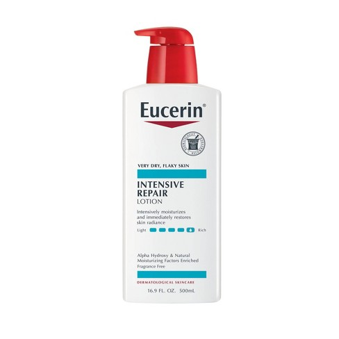 Eucerin Intensive Repair Very Dry Skin Lotion - 16.9 fl oz - image 1 of 4