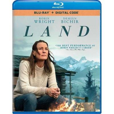 Land (Blu-ray)(2021)