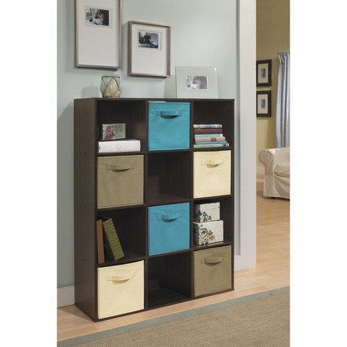 Closetmaid Cubeicals 12 Cube Organizer Shelf Espresso Target