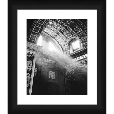 Bath of Culture Framed and Matted Print - PTM Images