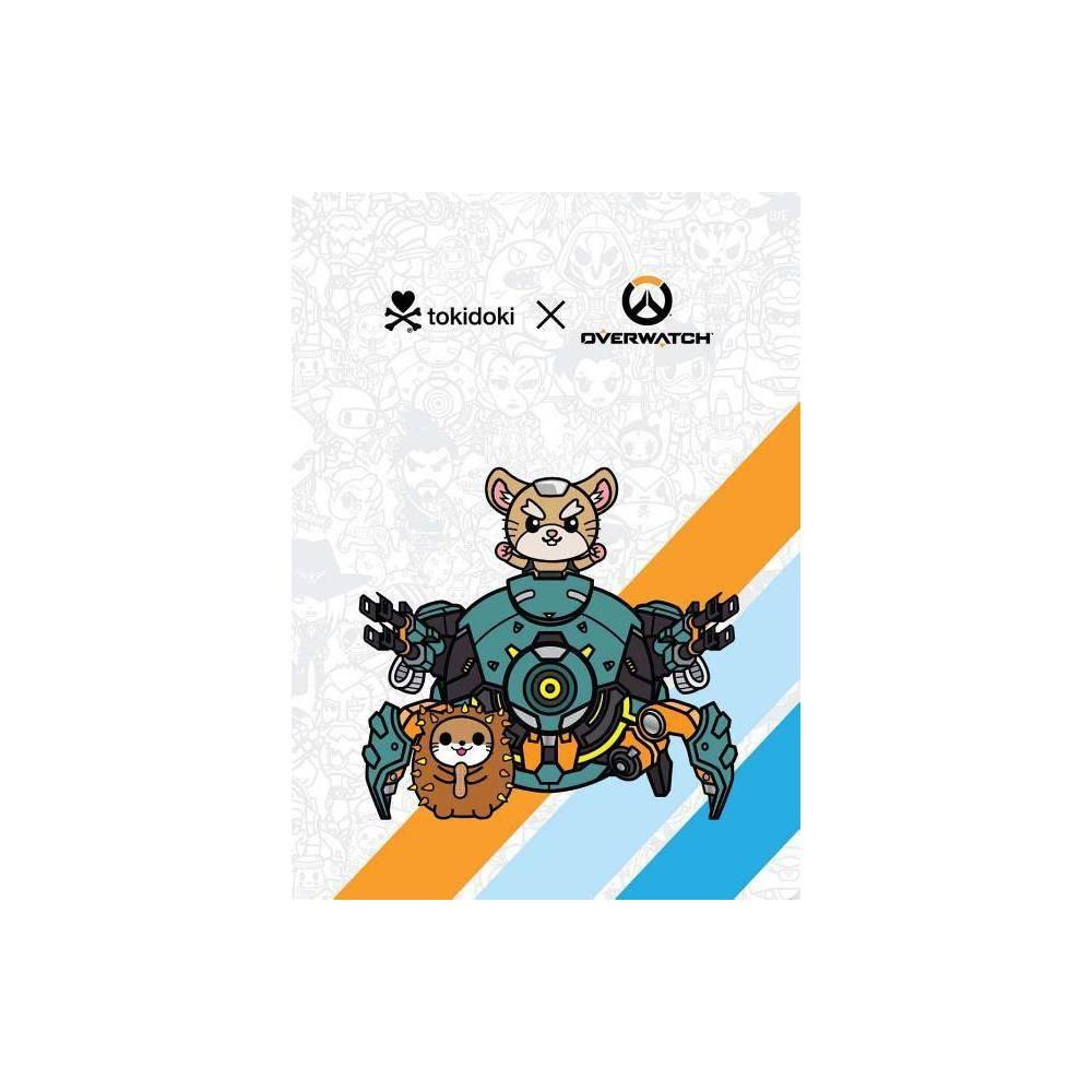 Overwatch Tokidoki X Series 3 Notebook - (Hardcover) Us, Books