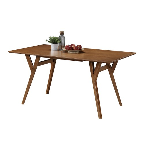 Dining Table Walnut - image 1 of 9