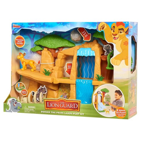 Lion Guard Battle for the Pride Lands Playset - image 1 of 3