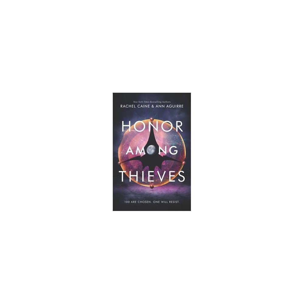 Honor Among Thieves - Reprint (Honors) by Rachel Caine & Ann Aguirre (Paperback)