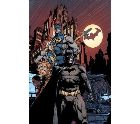 Batman 1 : Rebirth Edition -  Deluxe (Batman) by Tom King (Hardcover) - image 1 of 1