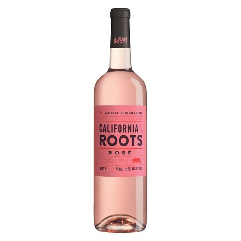 Rosé Wine - 750ml Bottle - California Roots™ - image 1 of 1
